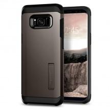 Púzdro SPIGEN Tough Armor Samsung Galaxy S8 Plus metalické