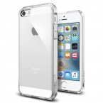 Púzdro SPIGEN Ultra Hybrid iPhone SE/5s/5 čiré