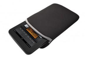 """Puzdro Trust pre tablet 7"""", čierne"""