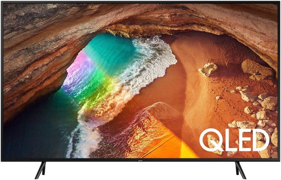 """QLED televízory Smart televízor Samsung QE75Q60R (2019) / 75"""" (189 cm)"""