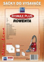 R15MAX PLUS - 5x R15MAX , 1x HF13 , 2x mikrofilter , 2x motorový