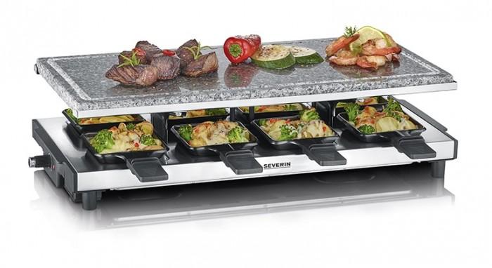 Raclette gril Severin RG 2374, 1500W