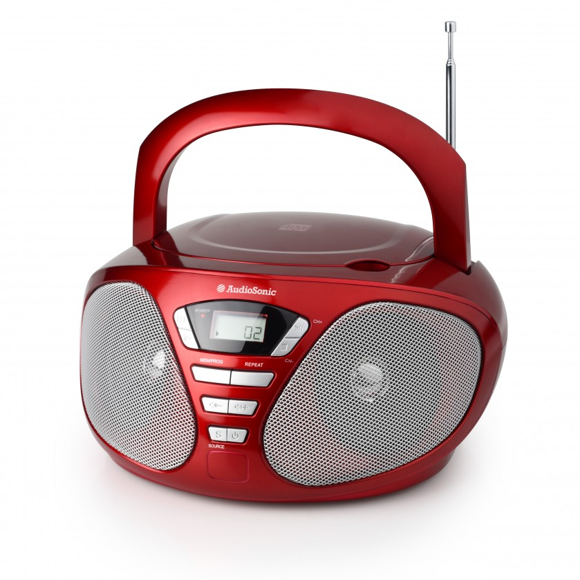 Rádia s CD Audiosonic CD-1568