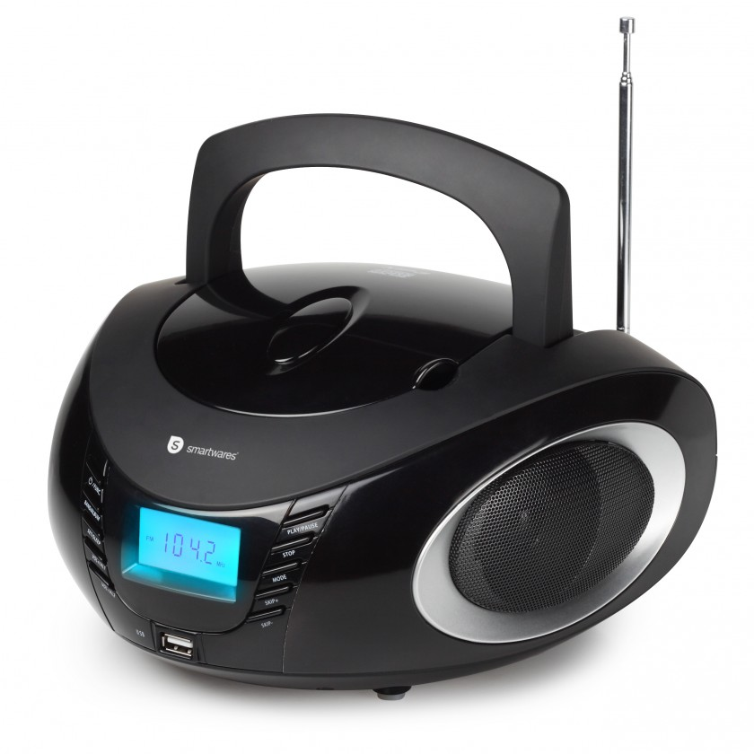 Rádia s CD Audiosonic CD-1594