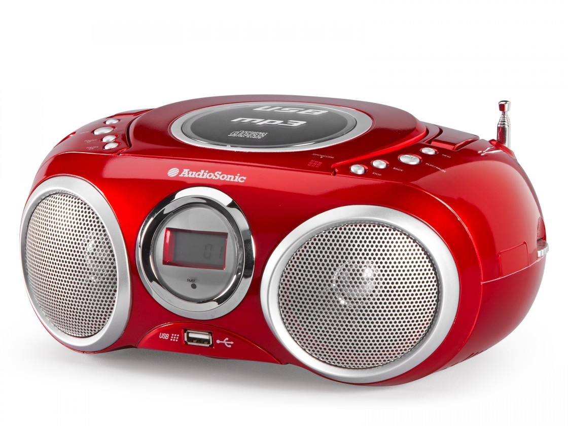 Rádia s CD Audiosonic CD-570