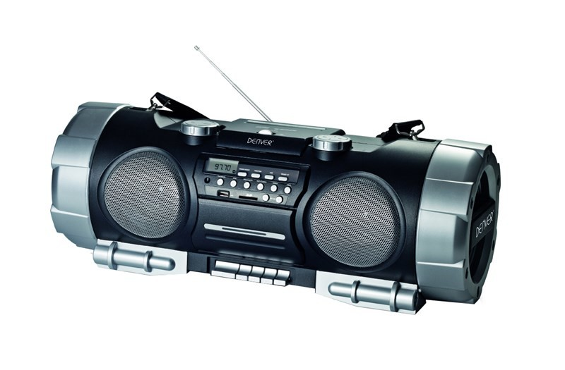 Rádia s CD Denver TCS-86, čierny