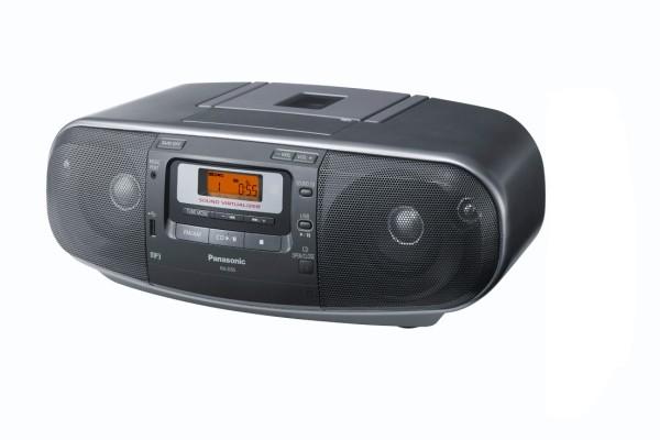 Rádia s CD Panasonic RX-D55AEG-K