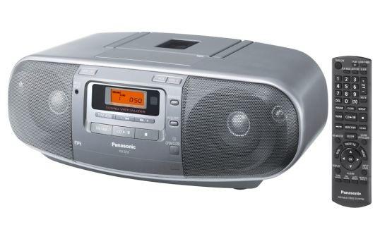 Rádia s CD  Panasonic RXD50EGS