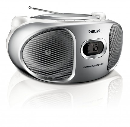 Rádia s CD  Philips AZ102S/12