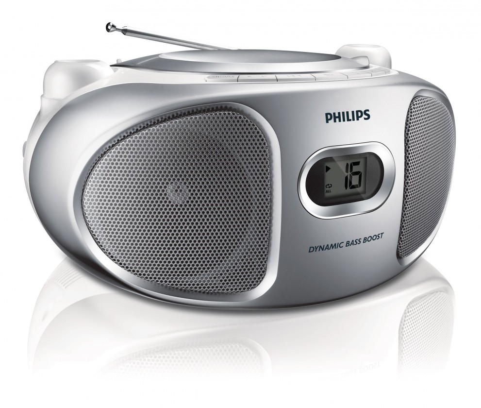 Rádia s CD Philips AZ105S/12