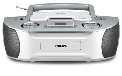 Rádia s CD Philips AZ1133