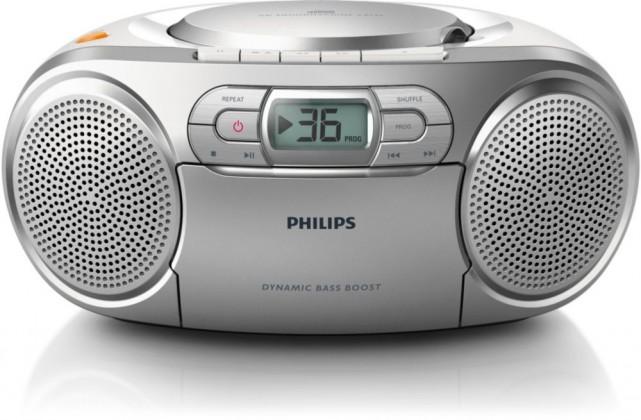 Rádia s CD Philips AZ127 ROZBALENÉ