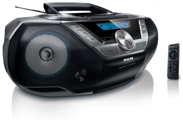 Rádia s CD  Philips AZ1850/12