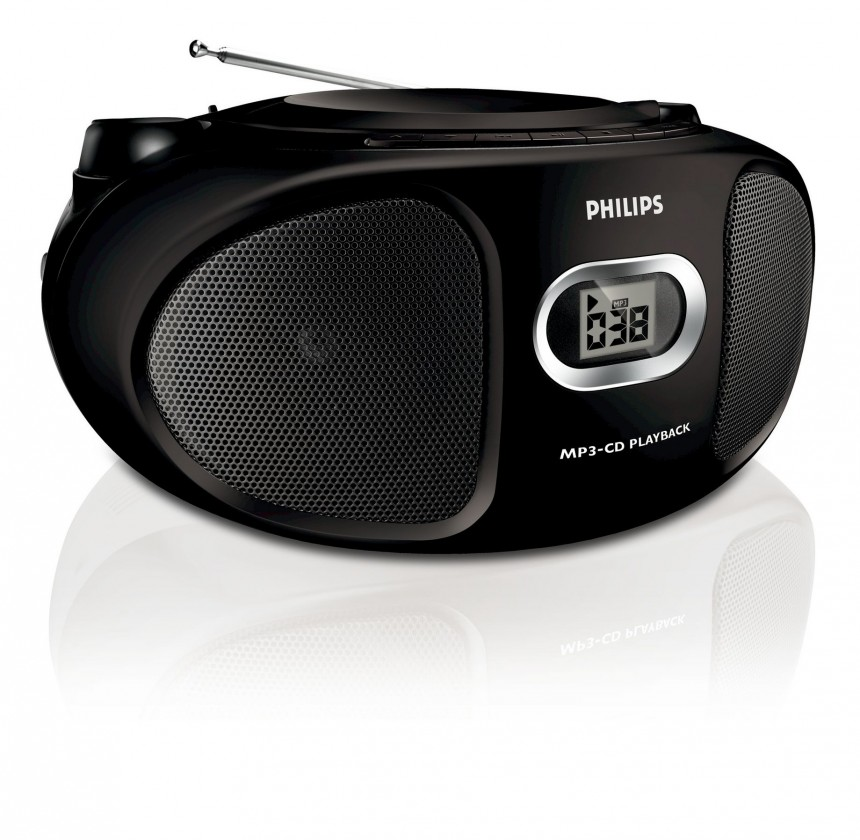 Rádia s CD  Philips AZ302/12
