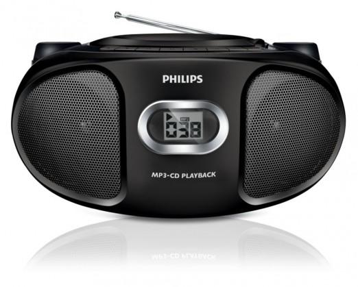 Rádia s CD Philips AZ305/12 ROZBALENO