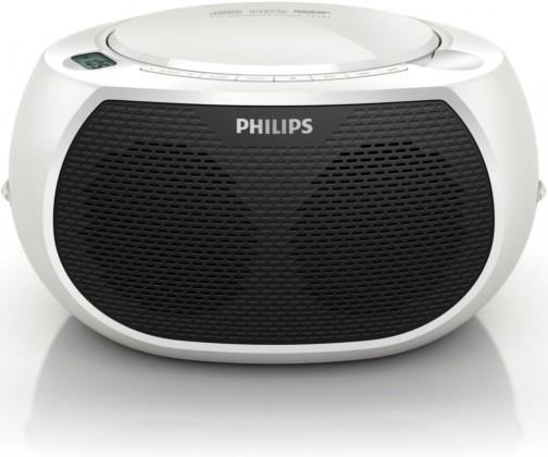 Rádia s CD  Philips AZ380W