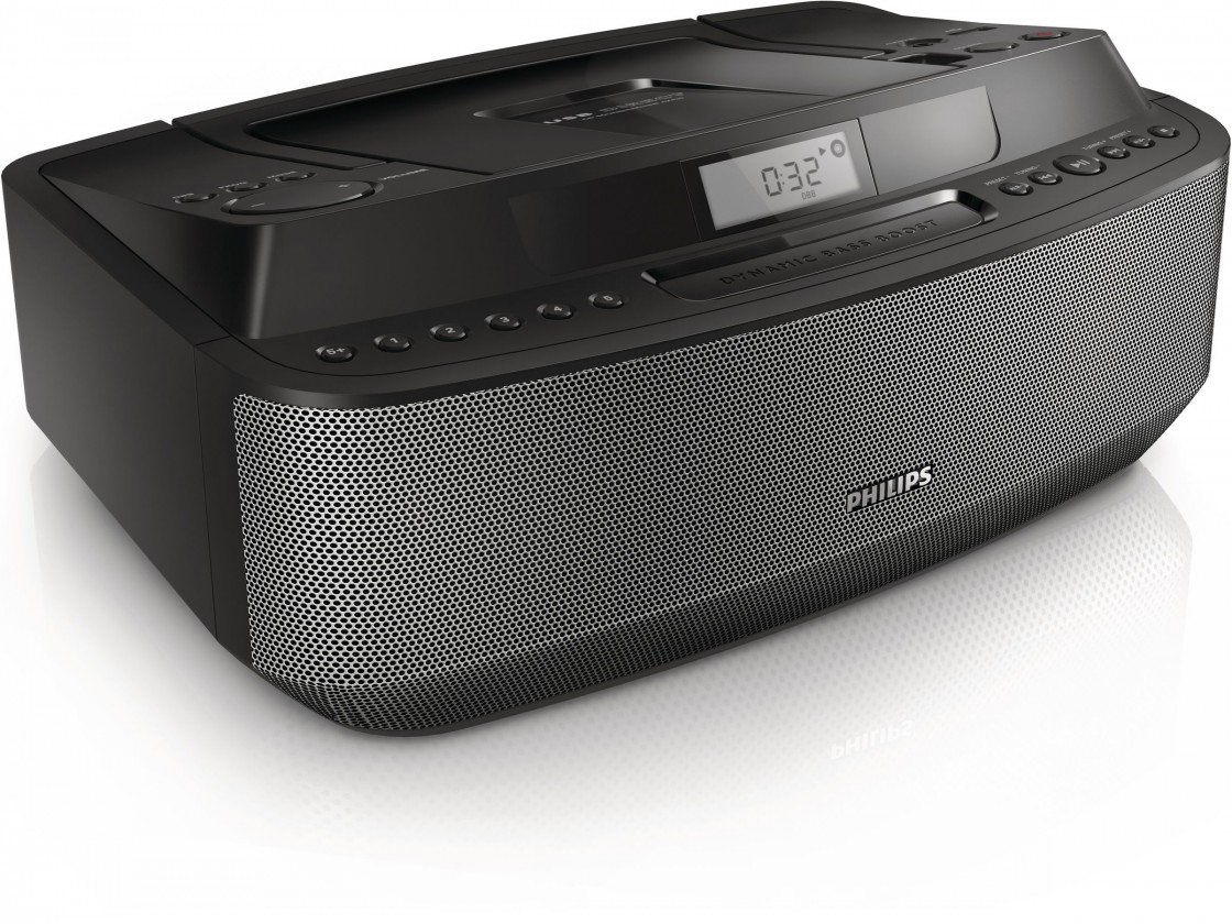 Rádia s CD  Philips AZ420