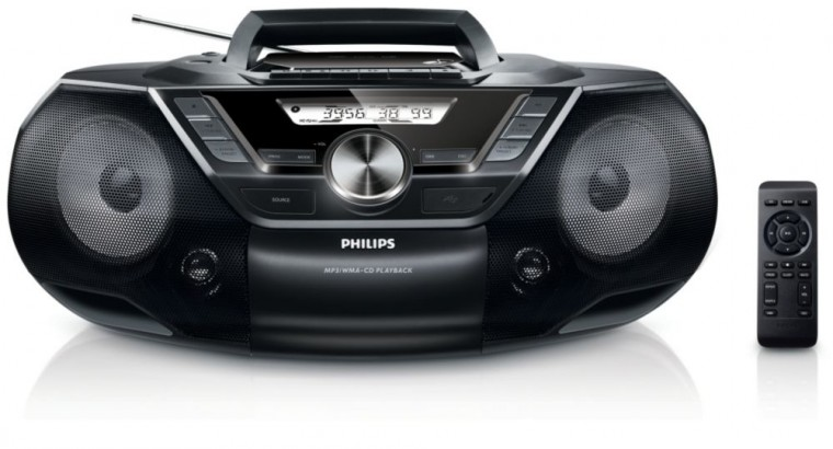 Rádia s CD Philips AZ787 ROZBALENO