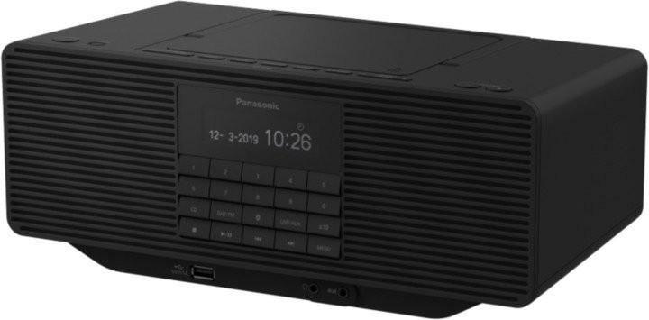 Rádia s CD Rádio Panasonic RX-D470BTEG-K