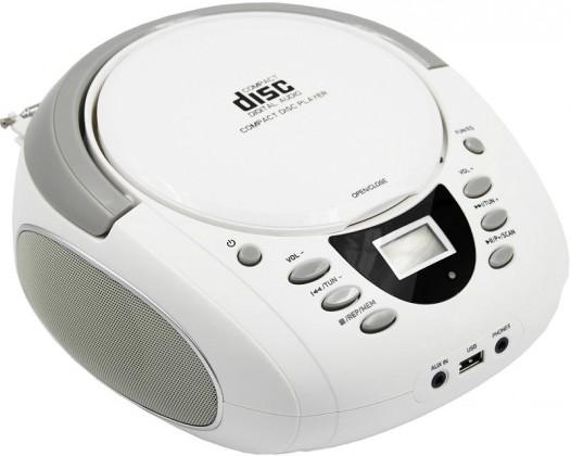 Rádia s CD Rádioprijímač Luvianta CD-BP-L04W
