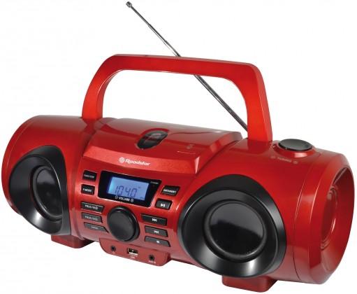 Rádia s CD Roadstar CDR 265U/RD
