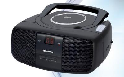 Rádia s CD  Roadstar CDR-4200CD/BK