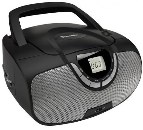 Rádia s CD Roadstar CDR-4550 / BK ROZBALENÉ