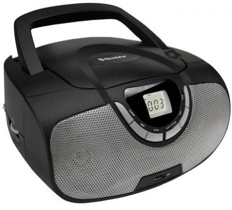 Rádia s CD Roadstar CDR-4550U/BK