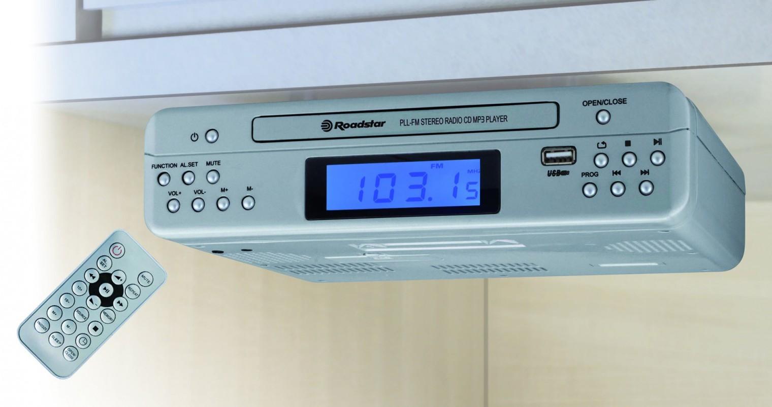 Rádia s CD Roadstar CLR-2540UMPSL