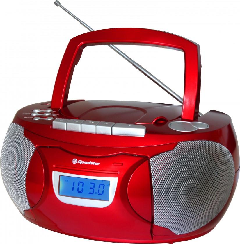 Rádia s CD Roadstar RCR-3650UMP RD