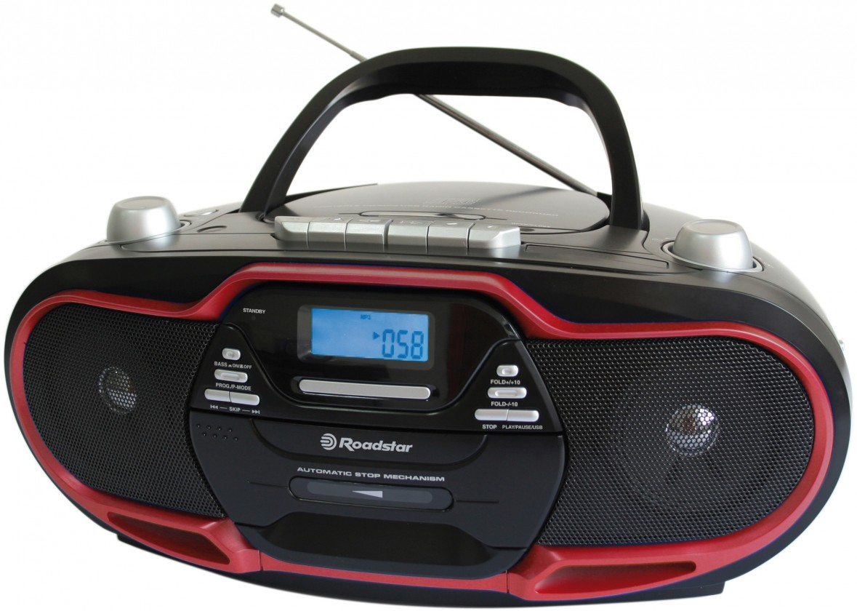 Rádia s CD Roadstar RCR-4730U/RD