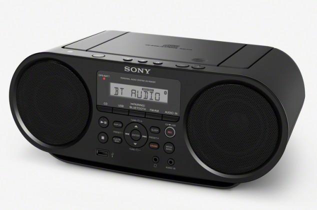 Rádia s CD Sony ZSR-S60BT (ZSRS60BT.CET)