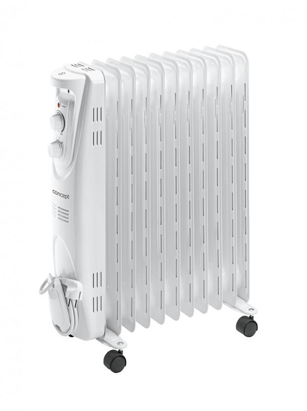 Radiátor Olejový radiátor Concept RO 3211, 11 rebier