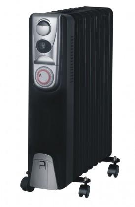 Radiátor Olejový radiátor Guzzanti GZ 409BT, 9 rebier