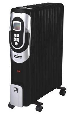 Radiátor Olejový radiátor Guzzanti GZ 411BD, 11 rebier