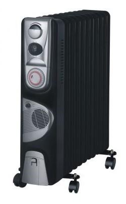 Radiátor Olejový radiátor Guzzanti GZ 411BTF, 11 rebier