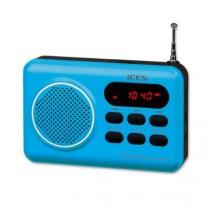 Rádio ICES IMPR-112, modré