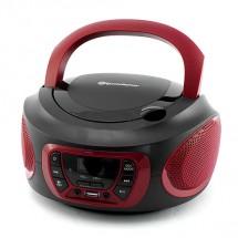 Rádio Roadstar CDR 365U červené