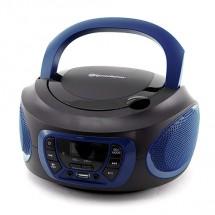 Rádio Roadstar CDR 365U modré
