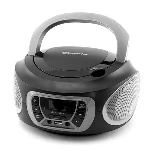 Rádio Roadstar CDR 365U strieborné