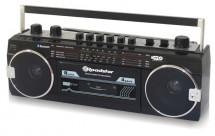 Rádio Roadstar RCR-3025EBT čierne