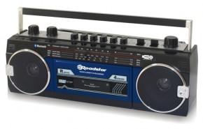 Rádio Roadstar RCR-3025EBT modré