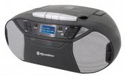 Rádio Roadstar RCR-777UD s CD, USB, DAB+ a digitálním FM tunerem