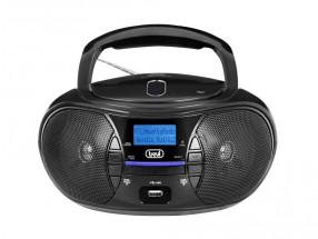 Rádio Trevi CMP581 čierne