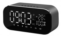 Rádiobudík Akai ABTS-S2, čierny