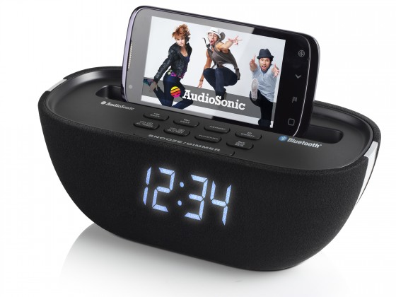 Rádiobudík Audiosonic CL-1462