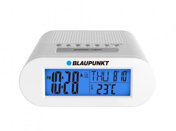 Rádiobudík Blaupunkt CR3, biely ROZBALENÉ