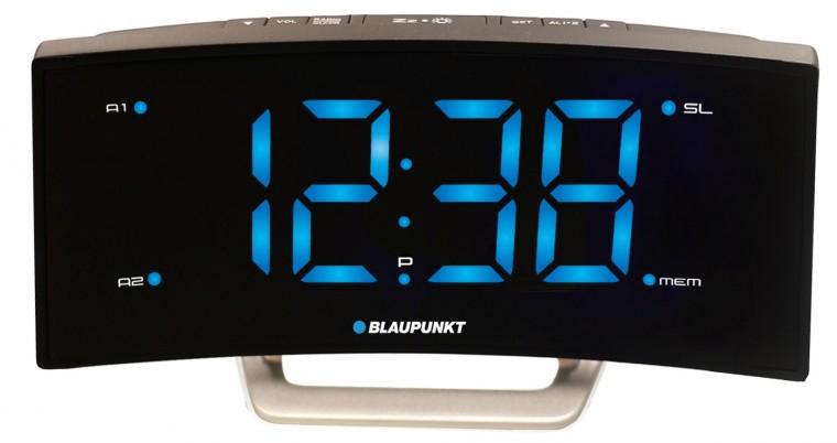 Rádiobudík BLAUPUNKT CR7 BK