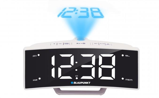 Rádiobudík BLAUPUNKT CRP7WH