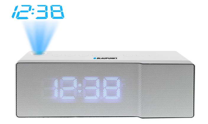 Rádiobudík BLAUPUNKT CRP8WH